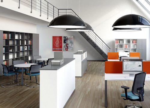 6Madafim1106 500x360 - ארון משרדי- ספריות, מדפים וציפויי קיר