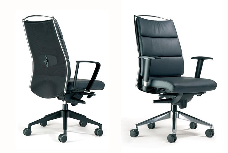 כסא לחדר ישיבות או כסא מנהלים – LINK XPLUS   מס': 0610