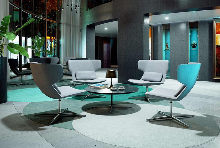 כסא/ כורסת /ספת המתנה FLEXI פינת המתנה   מס: 0511