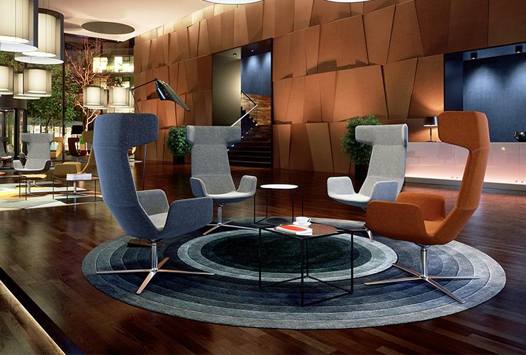 כסא/ כורסת/ ספת המתנה Flexi X-L פינת המתנה | מס: 0512