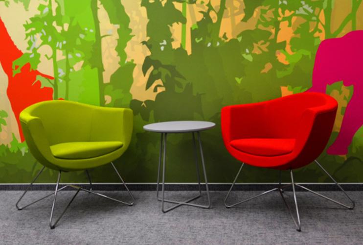 כסא/ כורסת /ספת המתנה SORRISO פינת המתנה   מס: 0514