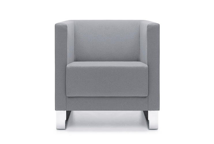 כסא/ כורסת /ספת המתנה vancouver-lite בודד | מס: 0518