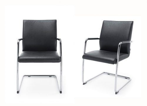 1Kise0601 500x360 - כסא לחדר ישיבות או כסא אורח acos 20vn | מס: 0601