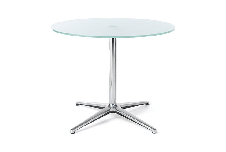 שולחן המתנה- sf30 שולחן זכוכית רגל X   מס': 6005