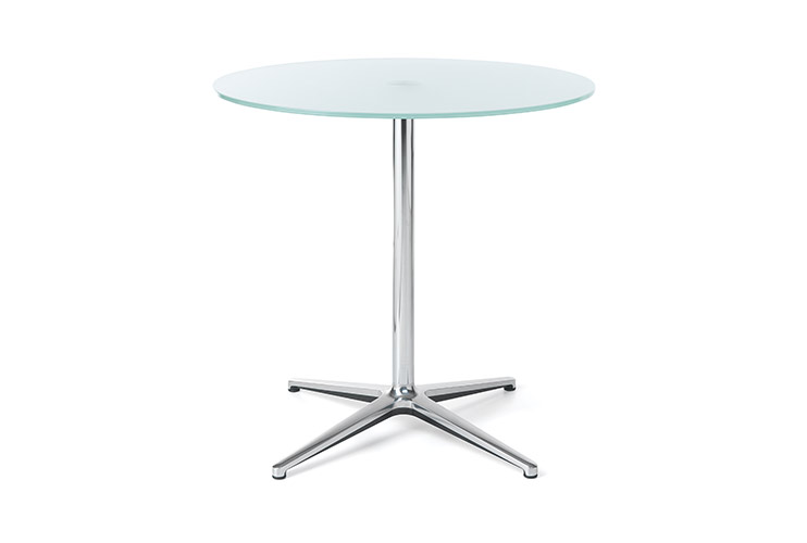 שולחן המתנה -sf20 שולחן זכוכית רגל X | מס': 6006