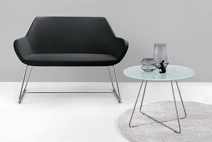 כסא/ כורסת /ספת המתנה פינת המתנה פאן זוגי ושולחן תואם | מס: 0508