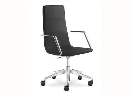 8Kise0608 1 500x360 - כסא לחדר ישיבות או כסא מנהלים- HarmonyPure 852-PRA BR820 | מס': 0608