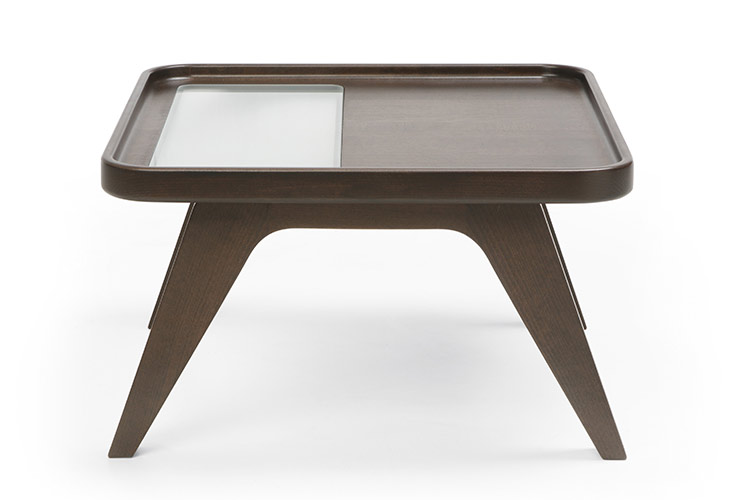 שולחן המתנה -october-s2-wood-g1 שולחן המתנה משולב עץ עם זכוכית   מס': 6008