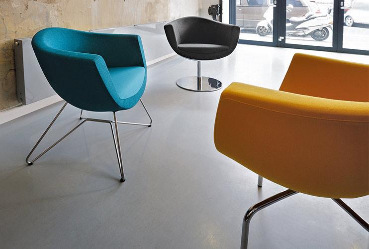 כורסא/ כיסא המתנה Sorriso