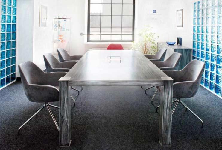 FAN חדר ישיבות כיסאות