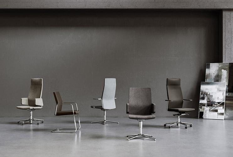 כסא מנהל- myturn דגמי