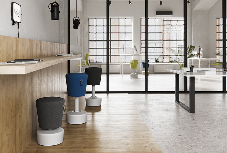 כיסא ארגונמי- עמדות עבודה עם מושבים ארגונומיים