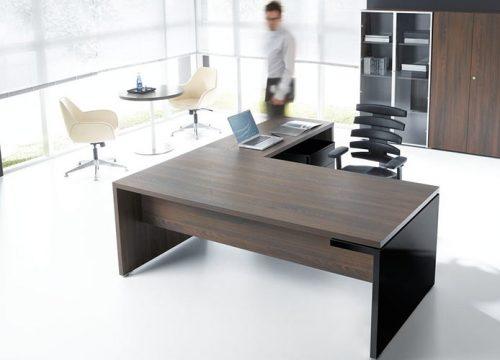 Hal44 500x360 - שולחן מנהל - שולחן ישיבות תואם עם FAN