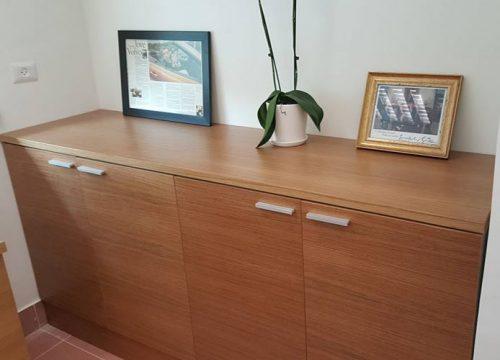 10Afuksi1310 500x360 - ארון איחסון למשרד- ארונית בפורניר | מס': 1310