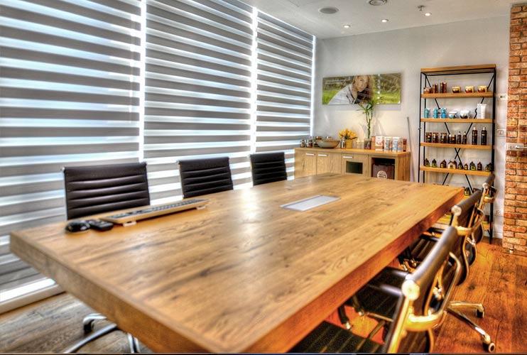 שולחן לחדר ישיבות מפורניר | מס': 3210