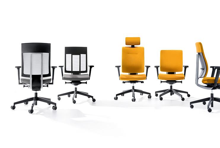 כסא משרדי – כסא עובד Xenon קולקציה | מס': 0110
