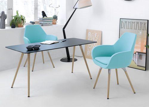 10Kise0610 500x360 - כסא / כורסת / ספת המתנה או אורח FAN WOOD פינת ארוח | מס': 0610