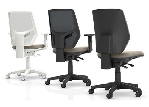 11Kise0111 500x360 - כסא משרדי - כסא עובד Exagonus | מס': 0111