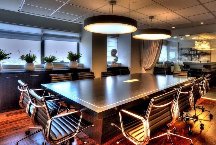 שולחן לחדר ישיבות מפורניר | מס': 3212