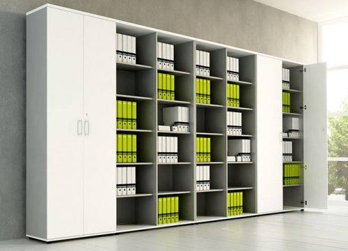 15Formaika1015 500x360 - ארון איחסון למשרד- ארון איחסון בפורמייקה- ארון גבוה לקלסרים | מס': 1015