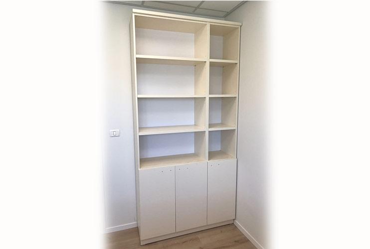 ארון משרדי- סיפרייה לפי מידה | מס': 1115
