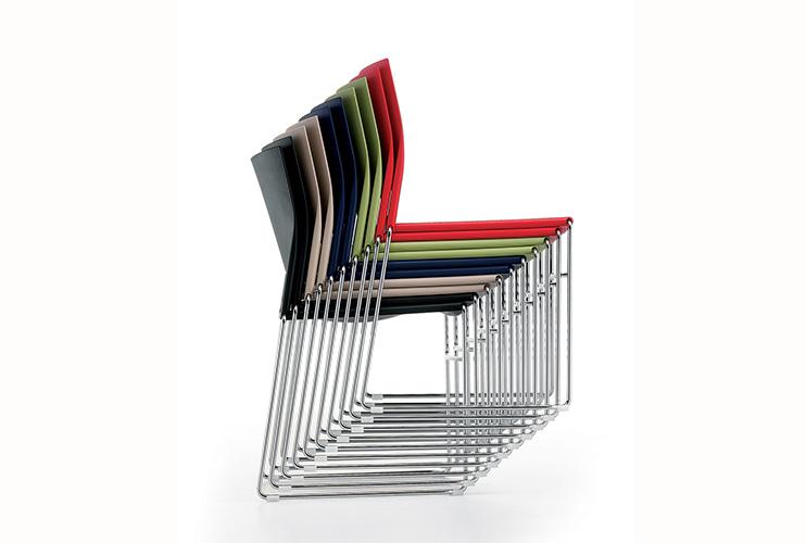 כסא המתנה / אורח/ קפיטריה ariz כסאות נערמים | מס': 0616