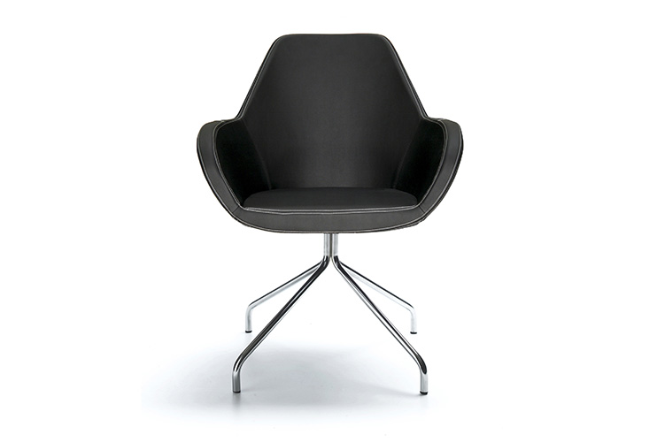 כסא/ כורסת המתנה או אורח Fan 10H   מס': 0501