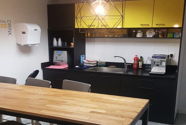 מטבח למשרד | מס': 7001