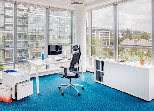 1Ovdim3101 500x360 - שולחן משרדי- שולחן דגם טרפז | מס': 3101
