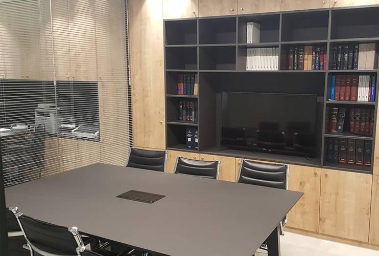 שולחן לחדר ישיבות בפורמייקה | מס': 3226