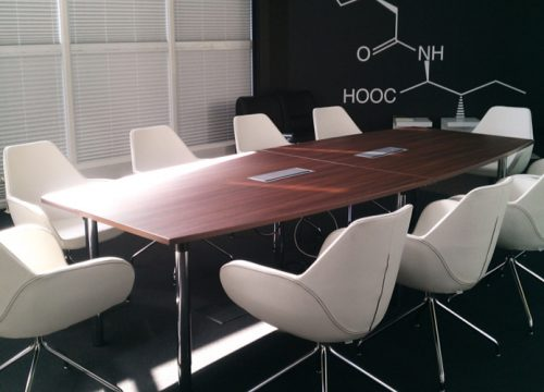 20Kise0501 500x360 - כסא לחדר ישיבות- FAN חדר ישיבות מרוהט בכסא | מס': 0420