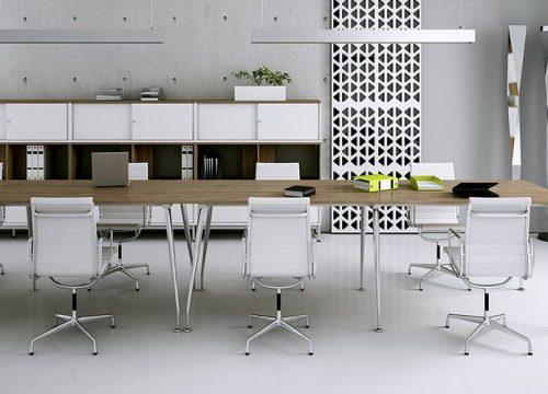 2BigTable3202 500x360 - שולחן לחדר ישיבות- SIRIO שולחן ישיבות | מס': 3202