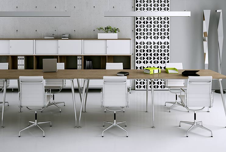שולחן לחדר ישיבות- SIRIO שולחן ישיבות   מס': 3202