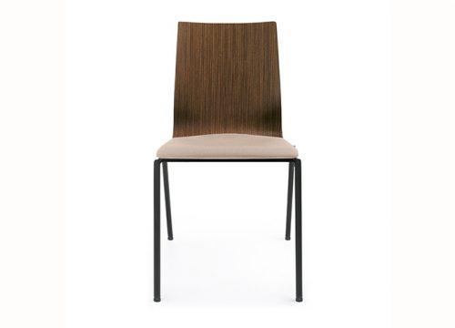 2Kise0202 500x360 - כסאות קפיטריה -sensi k2h black | מס': 0202