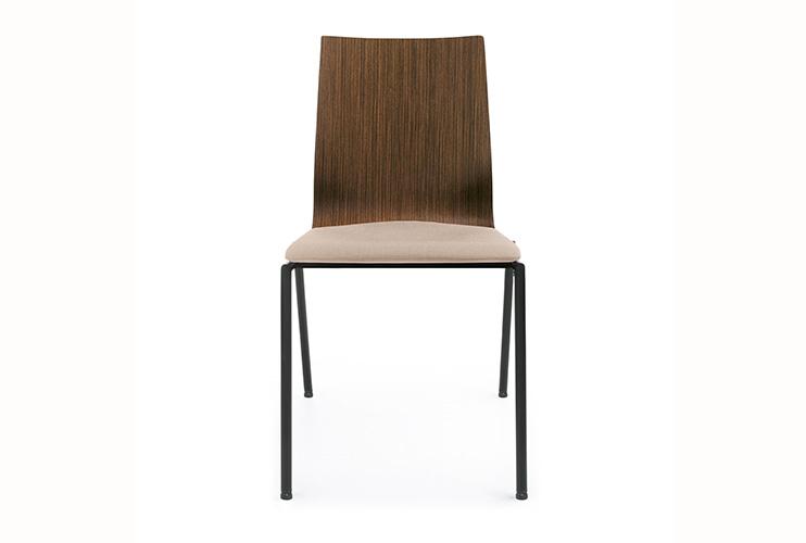 כסאות קפיטריה -sensi k2h black | מס': 0202