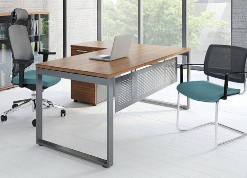 2Ovdim3102 500x360 - שולחן משרדי- מערכת דגם חלון | מס': 3102