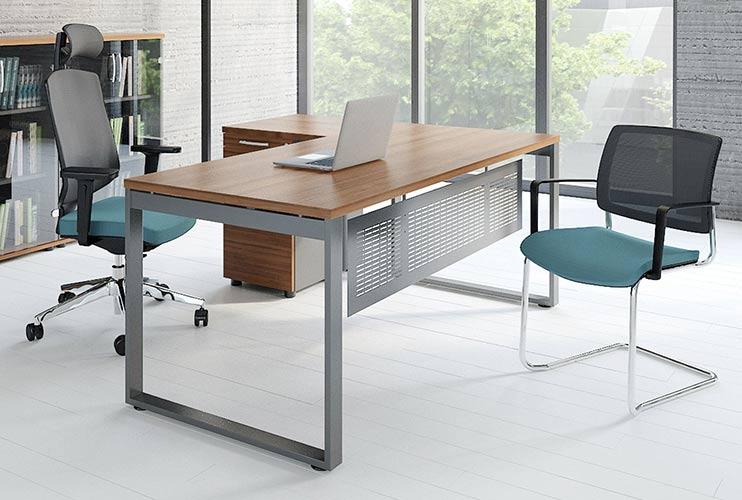 שולחן משרדי- מערכת דגם חלון   מס': 3102