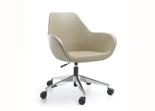 4Kise0604 1 500x360 - כסא לחדר ישיבות Fan 10E | מס': 0404