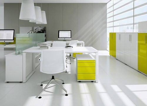 5Formaika1005 500x360 - ארון איחסון למשרד- מגירות ארונות מדפים | מס': 1005