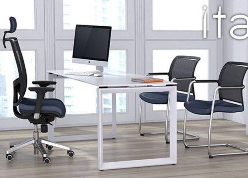 5Ovdim3105 500x360 - שולחן משרדי- STAR דגם | מס': 3105