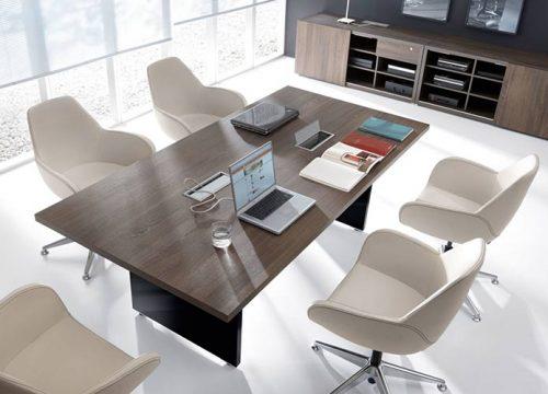 6BigTable3206 500x360 - שולחן לחדר ישיבות MITO מפורמייקה | מס': 3206
