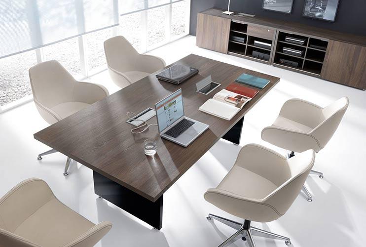 שולחן לחדר ישיבות MITO מפורמייקה | מס': 3206