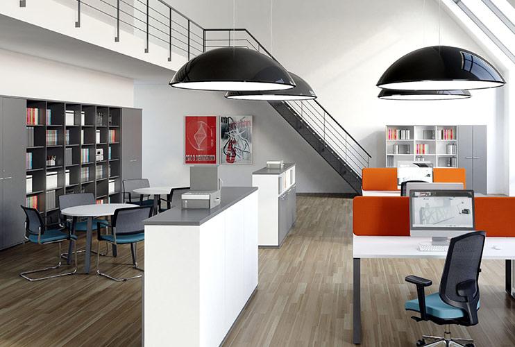 ארון משרדי- ספריות למשרד   מס': 1106