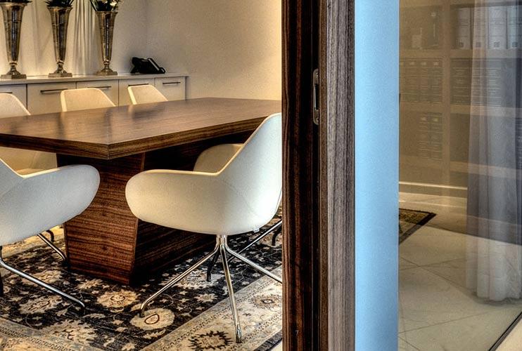 שולחן לחדר ישיבות מפורמייקה | מס': 3207