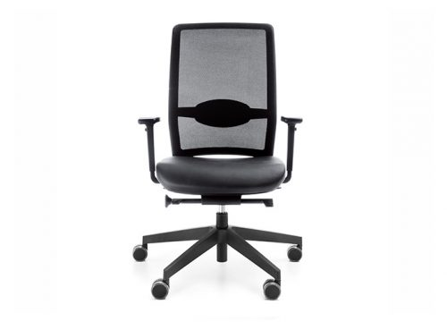 7Kise0107 500x360 - כסא משרדי- כסא עובד veris net | מס': 0107
