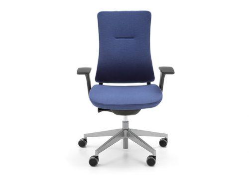 8Kise0108 500x360 - כסא משרדי- כסא עובד violle 130sfl גרפיט | מס': 0108