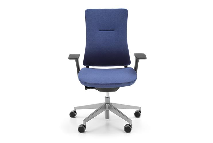 כסא משרדי- כסא עובד violle 130sfl גרפיט | מס': 0108