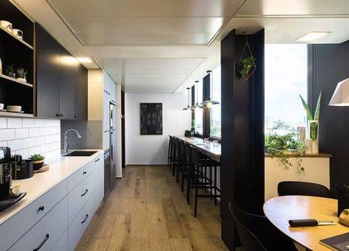 ZismanWeb8 500x360 - מטבח מעוצב למשרד