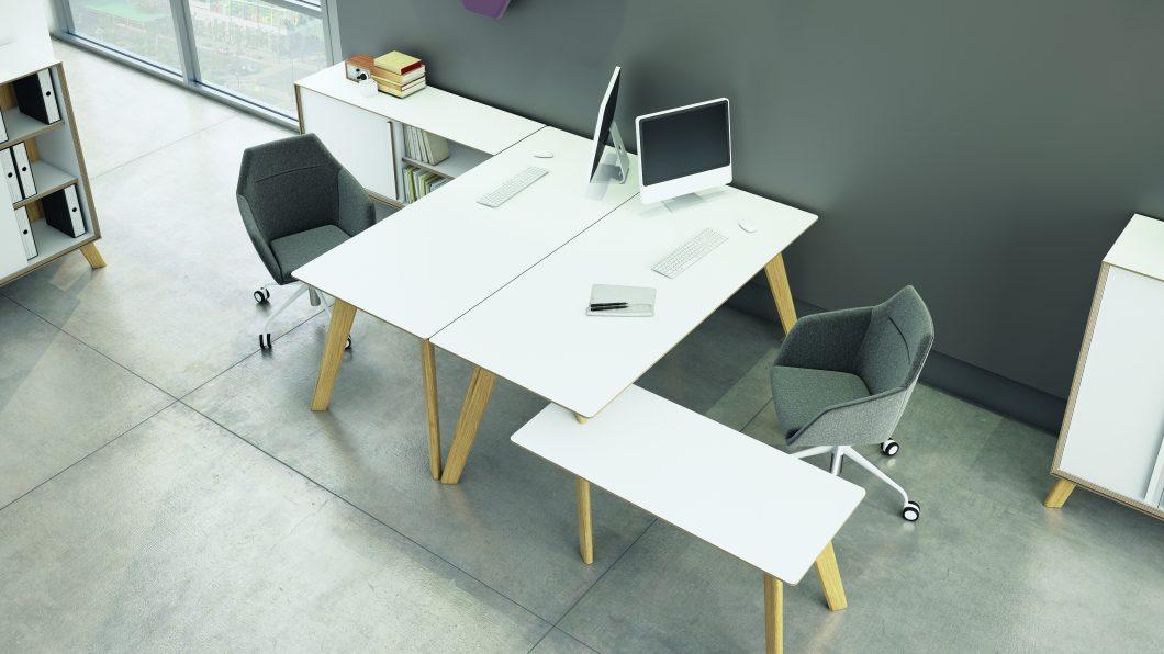 מערכת שולחן לעובד SANDISS / מס' 3115 (2)
