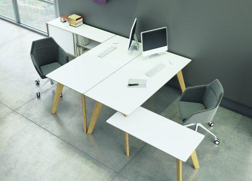 Paged Sandiss biuro 2 500x360 - מערכת שולחן לעובד SANDISS / מס' 3115 (2)